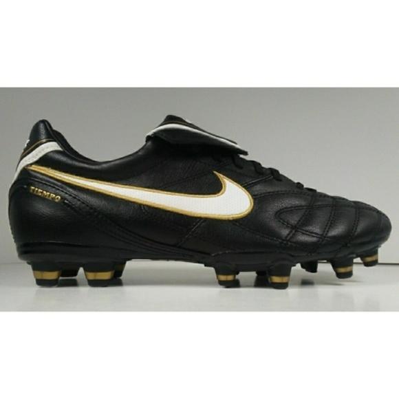 pretty nice e2f2a 46ff7 Rare! 2010 Nike Tiempo Mystic lll FG Soccer Cleats NWT